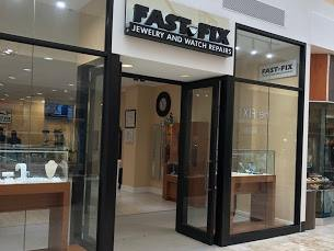Fast Fix Baybrook Mall Store front with the doors open