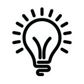 Icon of a lightbulb, indicating the Fast-Fix franchise owner will be learning