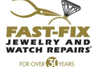 Fast-fix logo with pliers and ring