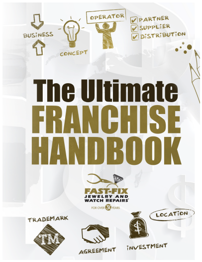 The ulitimate franchise handbook